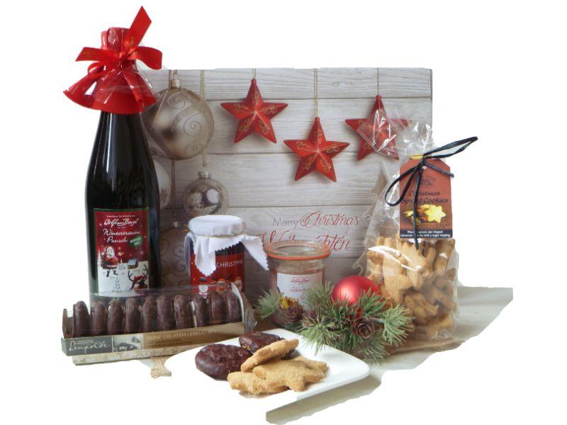 Feine Geschenkkörbe zu Weihnachten