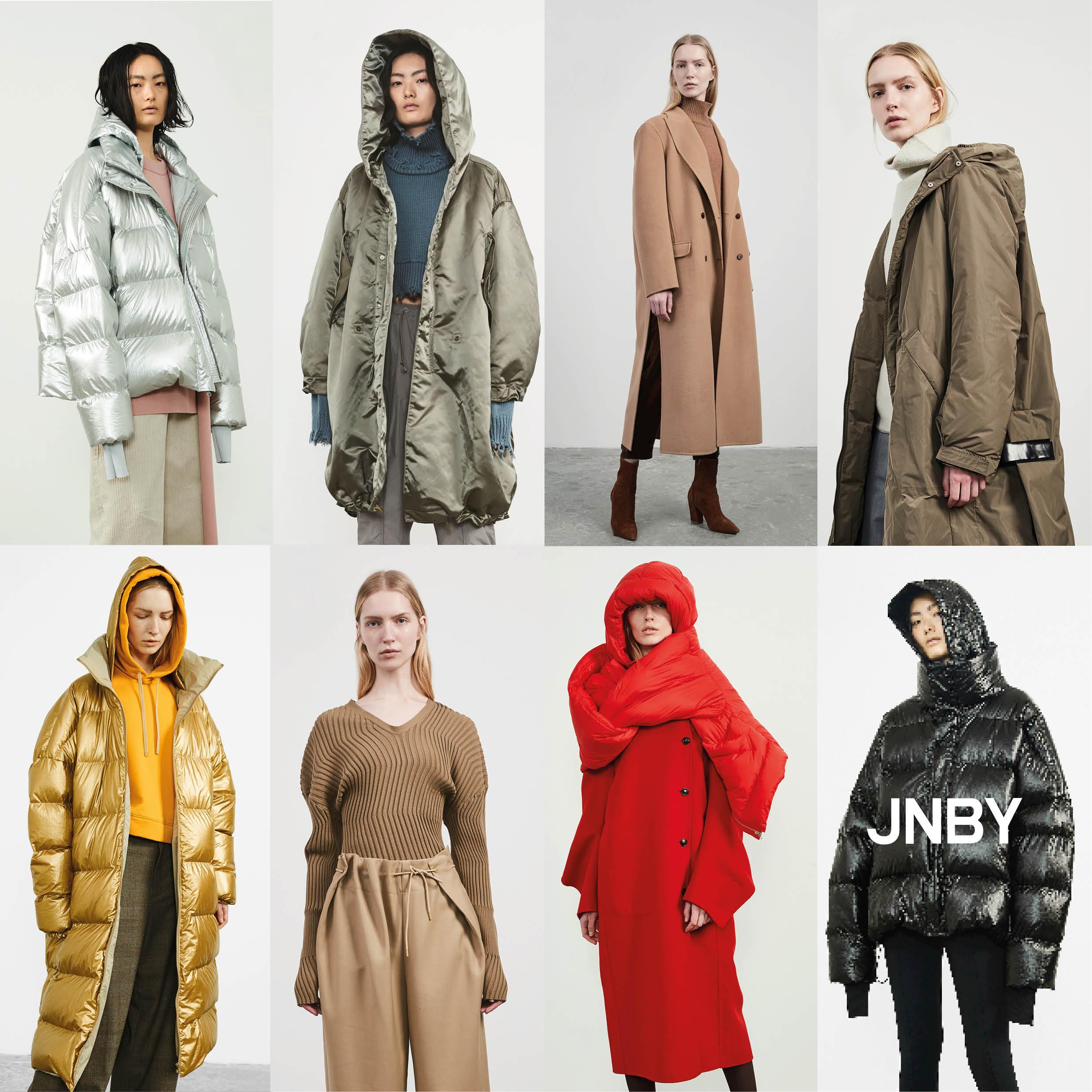 Von New York nach Berlin JNBY begeistert die Modewelt